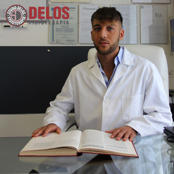 Dottore fisioterapista Marco Mastroianni